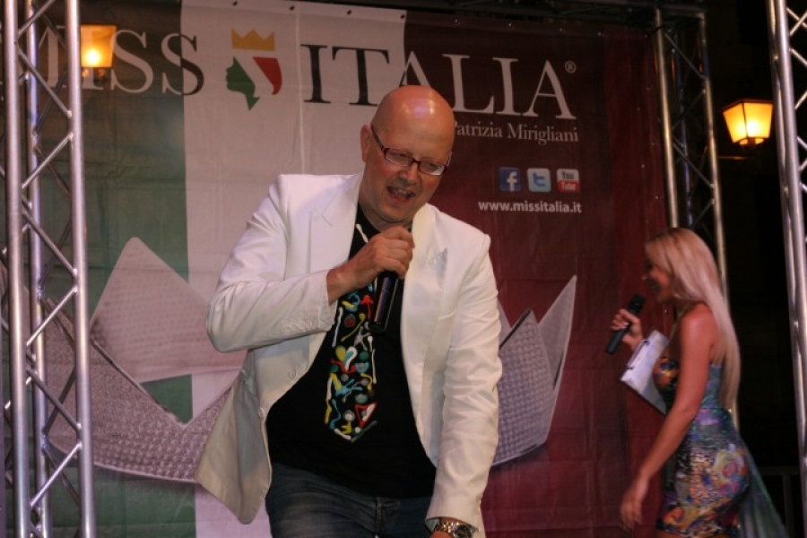 angelo a miss italia